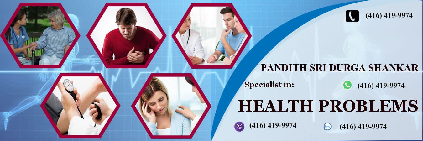 health problem astrologer in canada